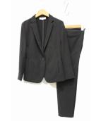 UNTITLED(アンタイトル)の古着「セットアップスーツ」|ブラック