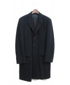 Yohji Yamamoto pour homme(ヨウジヤマモトプールオム)の古着「ドクタージャケット」|ブラック