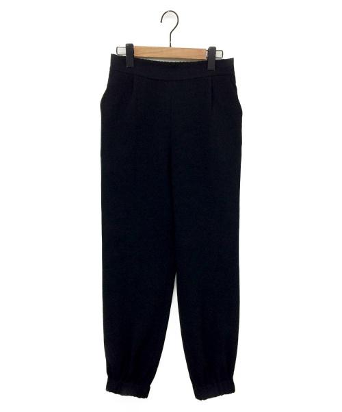 FRAMeWORK(フレームワーク)FRAMeWORK (フレームワーク) ジプシーサップジョグパンツ ブラック サイズ:38の古着・服飾アイテム
