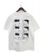 Supreme(シュプリーム)の古着「プリントTシャツ」 ホワイト