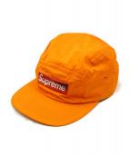Supreme(シュプリーム)の古着「キャップ」|オレンジ