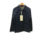 OLD JOE & Co.(オールドアンドジョー)の古着「デニムカバーオール」|インディゴ
