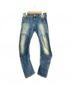 G-STAR RAW(ジースターロゥ)の古着「3Dスリムフィットジーンズ」|インディゴ