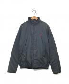 POLO RALPH LAUREN(ポロ・ラルフローレン)の古着「リバーシブルジャケット」|ブラック