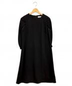 CELFORD(セルフォード)の古着「ワンピース」 ブラック