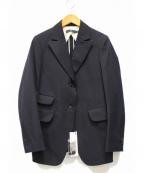 +J(プラス ジェイ)の古着「テーラードジャケット」|ブラック