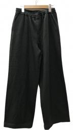 Gymphlex(ジムフレックス)の古着「フランネルチェック イージーパンツ」 グレー