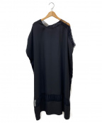 Maison Margiela 1(メゾンマルジェラ 1)の古着「ワンピース」|ブラック
