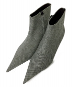 BALENCIAGA(バレンシアガ)の古着「ショートブーツ」|グレー