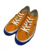 SPINGLE MOVE(スピングルムーヴ)の古着「スニーカー」|オレンジ