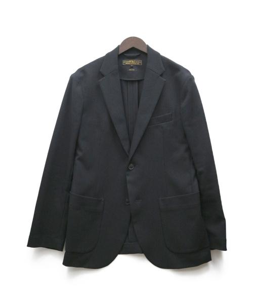 FREEMANS SPORTING CLUB(フリーマンズスポーティングクラブ)FREEMANS SPORTING CLUB (フリーマンズスポーティングクラブ) テーラードジャケット ネイビー サイズ:2 日本製の古着・服飾アイテム