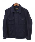 TENDERLOIN()の古着「T-BEAR WOOL」|ネイビー