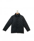 LAVENHAM(ラベンハム)の古着「キルティングジャケット」|ブラック