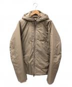 HOUDINI(フーディニ)の古着「中綿ジャケット」|ライトグレー