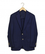 TOMORROW LAND PILGRIM(トゥモローランド ピルグリム)の古着「テーラードジャケット」|ブルー