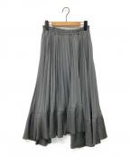 INED(イネド)の古着「スカート」 グレー