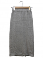 Americana(アメリカーナ)の古着「Sweat スカート」|グレー