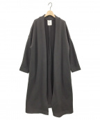 1er Arrondissement(プルミエ アロンディスモン)の古着「裏毛コート」|グレー