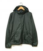 GYAKUSOU(ギャクソウ)の古着「ライトウェイトジャケット」 グリーン