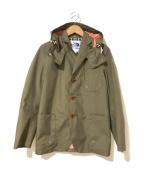 JUNYA WATANABE COMME des GARCON MAN(ジュンヤワタナベ コムデギャルソンマン)の古着「WPテーラードジャケット」|カーキ