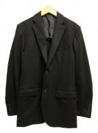()の古着「2Bウールジャケット」|ネイビー