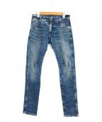G-STAR RAW(ジースターロゥ)の古着「5ポケットダートスキニージーンズ」|インディゴ