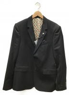 ted baker(テッドベーカー)の古着「テーラードジャケット」 ブラック
