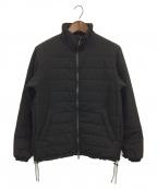FUMITO GANRYU(フミトガンリュウ)の古着「SIDE VENTILATION PUFF JACKET」|ブラック