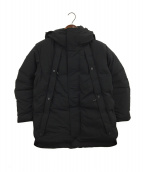 ()の古着「HEATENAVI PUFF DOWN JACKET」|ブラック