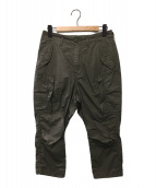 ()の古着「TROOPER 6P SHIN CUT TROUSERS R」|オリーブ