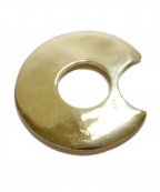 8UEDE(スウェード)の古着「Amar Ring」|ゴールド