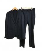 B:MING LIFE STORE by BEAMS(ビーミングライフストア バイ ビームス)の古着「ウール3ピーススーツ」|ネイビー