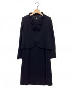 TOKYO SOIR(トウキョウソワール)の古着「フォーマルスーツ」|ブラック