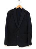 AKM(エーケーエム)の古着「SWING EASY JACKET」 ブラック