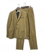 N.HOOLYWOOD(ミスターハリウッド)の古着「3Bセットアップ」 ベージュ