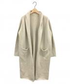 daisy lin for foxey(デイジーリンフォクシー)の古着「デイジーサマーガウンカーディガン」|パウダーベージュ
