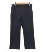 YAECA CONTEMPO(ヤエカ コンテンポ)の古着「2WAYパンツ パイプドステム」|ネイビー