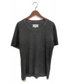 ()の古着「ガーメントダイ加工Tシャツ」|グレー