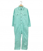 Yarmo(ヤーモ)の古着「Boiler Suit」 黄緑