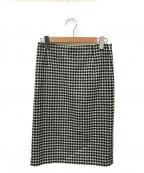 Traditional Weatherwear(トラディショナルウェザーウェア)の古着「千鳥タイトスカート」