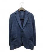 CIRCOLO 1901(チルコロ1901)の古着「2Bジャケット」 ネイビー