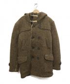 L.B.M.1911(ルビアム1911)の古着「フーデッドコート」|ブラウン