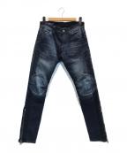 G-STAR RAW(ジースターロゥ)の古着「バイカーデニム」