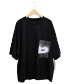 OAMC(オーエーエムシー)の古着「オーバーサイズTシャツ」|ブラック