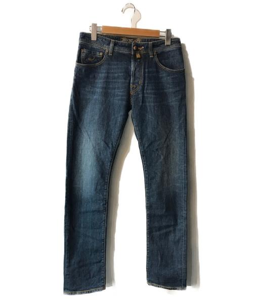 JACOB COHEN(ヤコブコーエン)JACOB COHEN (ヤコブコーエン) デニムパンツ インディゴ サイズ:W32の古着・服飾アイテム