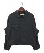 ()の古着「20AW / WOOLLY TWILL 925 JACKET」|グレー