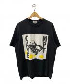 C.E(シーイー)の古着「プリントTシャツ」|ブラック