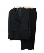 eN ROUTE(アンルート)の古着「2Bスーツ」|ブラック