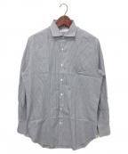 LORO PIANA(ロロピアーナ)の古着「チェックシャツ」