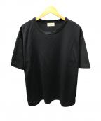 FACTOTUM(ファクトタム)の古着「オーバーカットソー」|ブラック